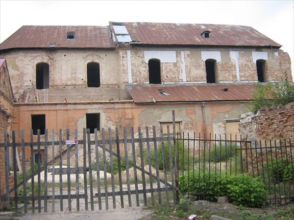 Костёл Святых Доминиканцев 1574 год